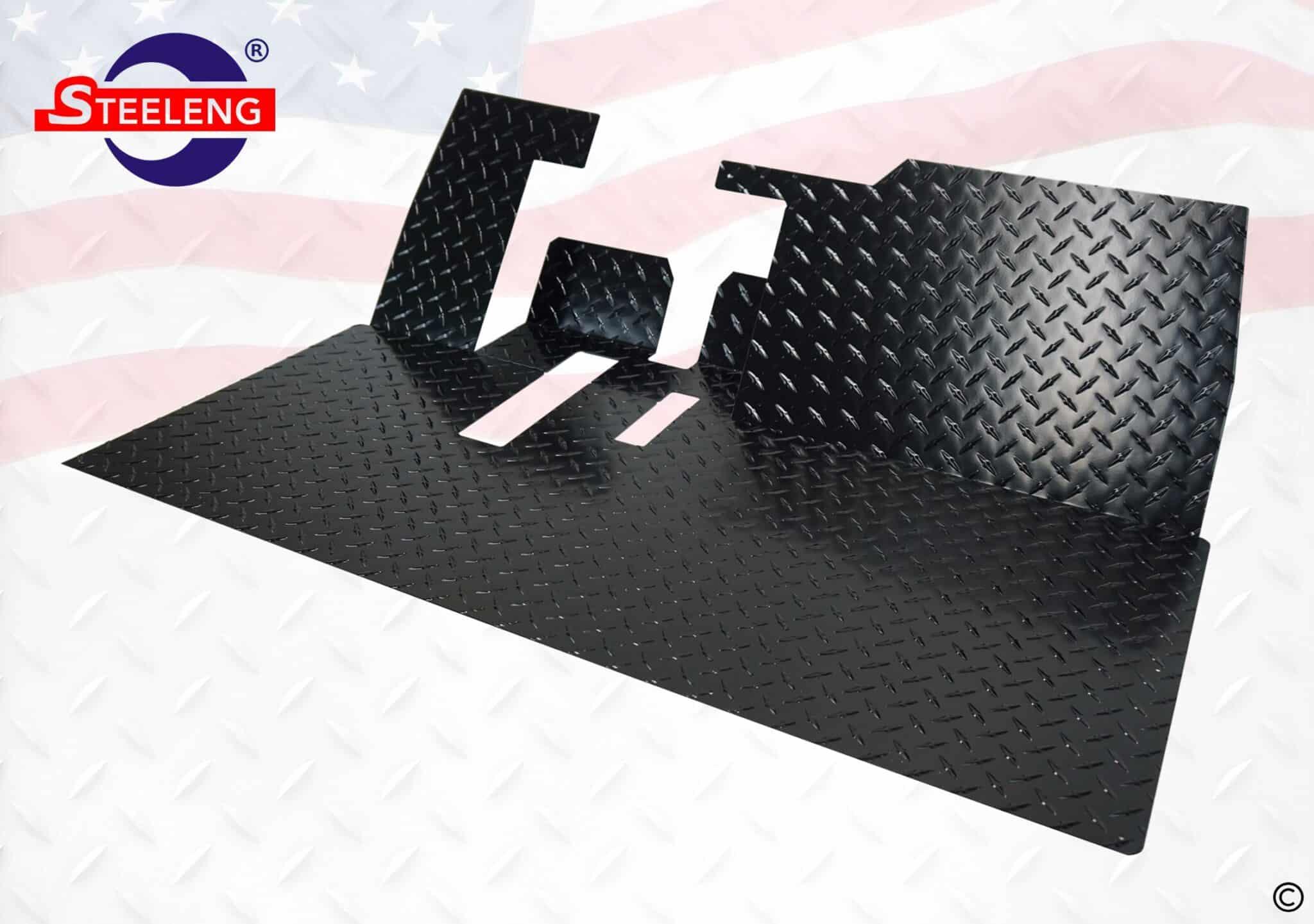Black floor mat G29
